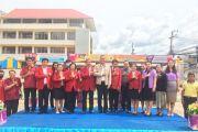 วันที่ 9 กันยายน 2563 นางสาวลักขณา สักเข็มหาร รองผู้อำนวยการฝ่ายบริหารทรัพยากร ได้เข้าร่วมประชุมและเปิดงานศูนย์ซ่อมสร้างเพื่อชุมชน ที่วิทยาลัยเทคนิคนครพนม