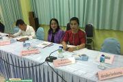 วันที่ 16  กันยายน 2563 นางจตุพร บุผาชาติ ผู้อำนวยการวิทยาลัยเทคโนโลยีอินเตอร์พัฒนศาสตร์  เข้าร่วมการประชุมคณะอนุกรรมการพัฒนาแรงงานและประสานงานการฝึกอาชีพจังหวัด (กพร.ปจ.) ณ ห้องประชุมอาคารฝึกอบรม สำนักงานพัฒนาฝีมือแรงงานนครพนม