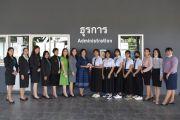 วันที่ 26 สิงหาคม 2563 วิทยาลัยเทคโนโลยีอินเตอร์พัฒนศาสตร์ รับการตรวจเยี่ยม นิเทศ จากคณะกรรมการ สอช.